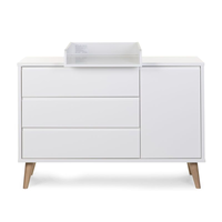 Commode Retro Rio White Commode Childhome